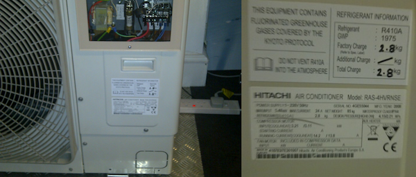 Hitachi Air Conditioning And Refrigeration